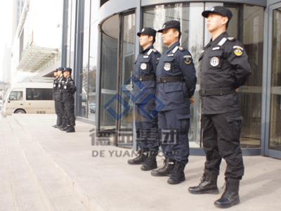 沧州临时保安勤务