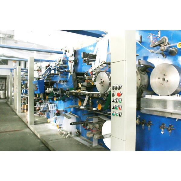 浙江衛生巾生產設備