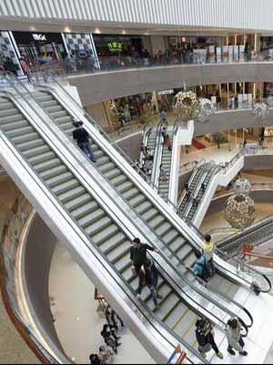 贵阳商场扶梯
