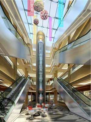 贵州观光电梯