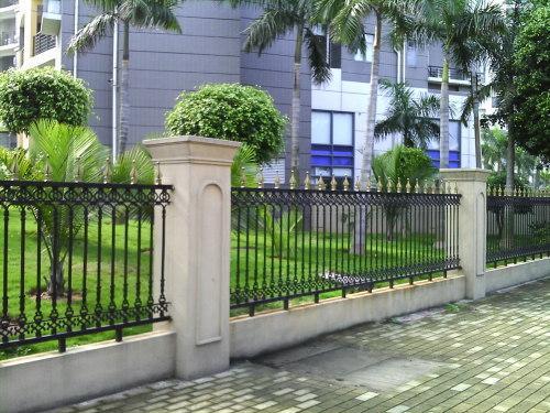 张家口铁艺围栏