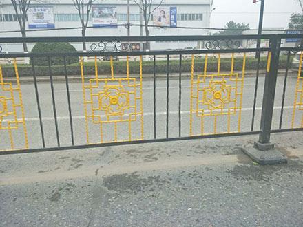 保定石家庄不锈钢铁艺护栏