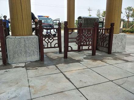 石家庄铁艺大门护栏