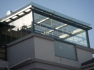 河北玻璃棚