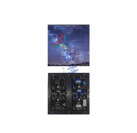 户内SMD-P3全彩显示单元