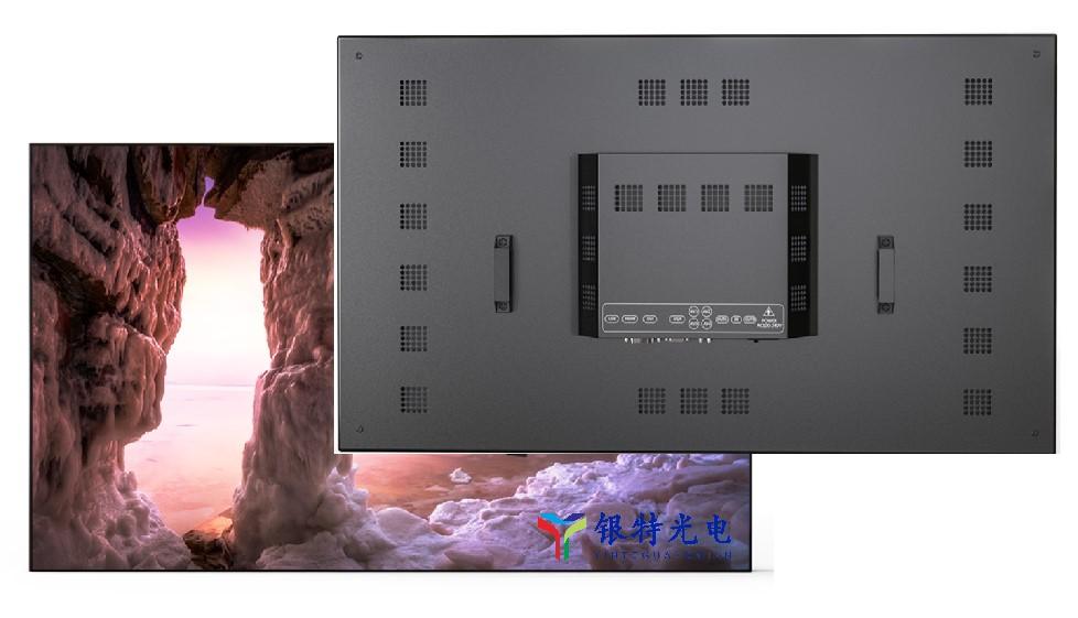 LG55寸0.88mm液晶拼接屏