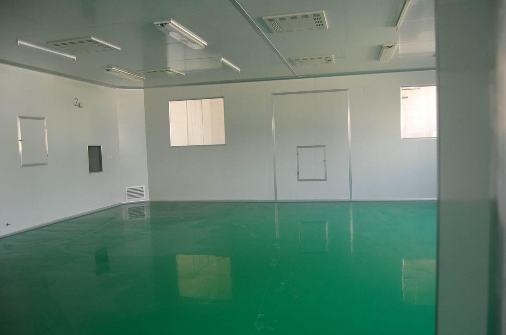 盐城玻璃钢地坪
