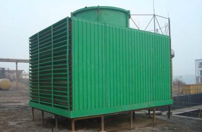 冷却塔内外壁防腐工程