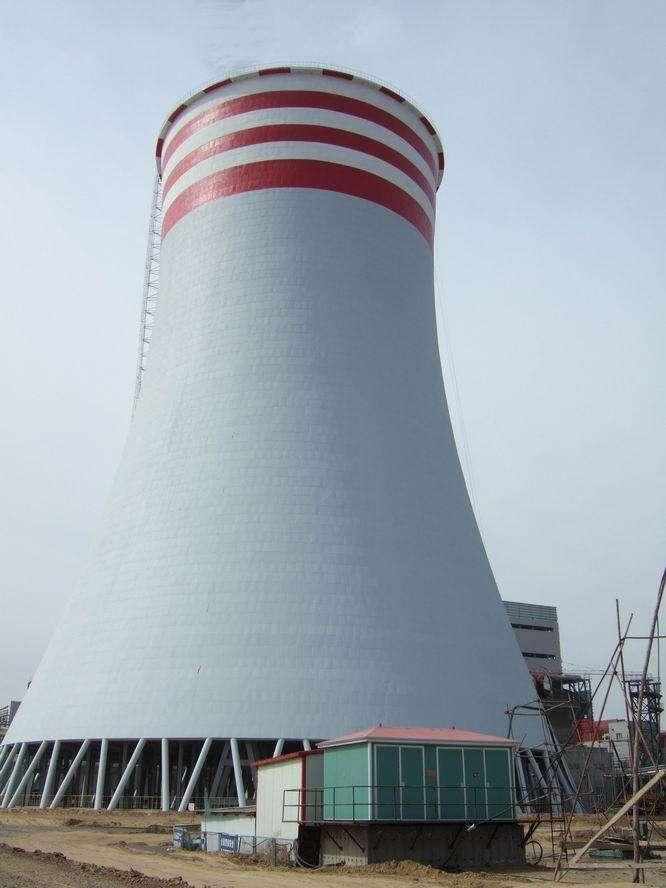 冷却塔防腐工程