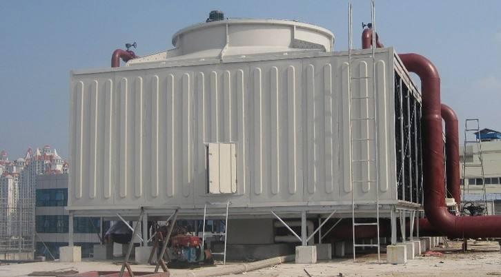 优质冷却塔防腐工程