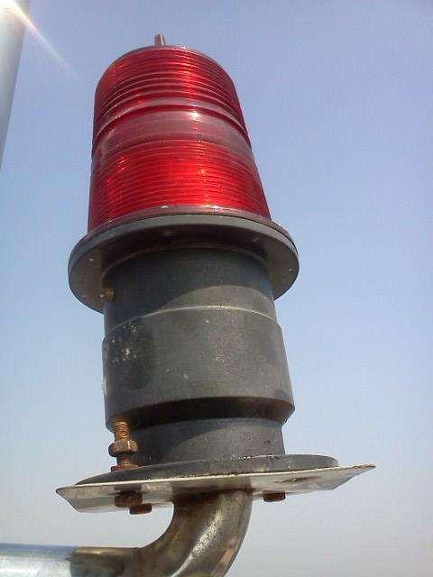 航標燈更換