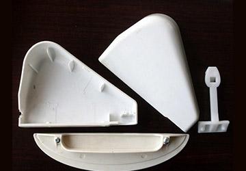 山东注塑厂之冰箱塑胶件