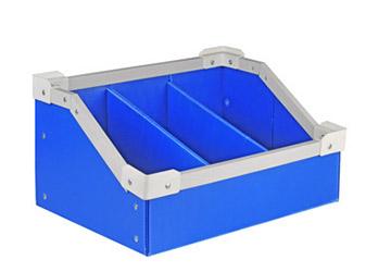中空板周转箱-山东塑料模具