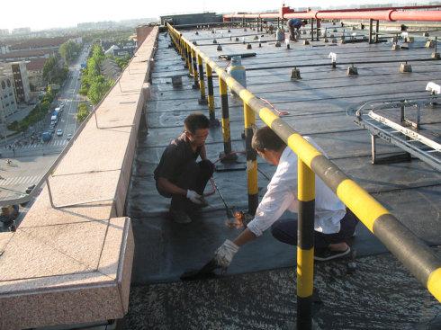 武汉屋顶屋面防水堵漏