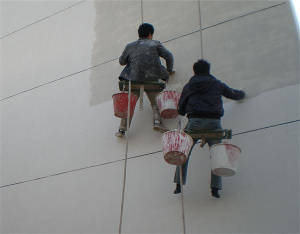 武汉外墙防水补漏