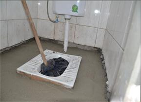 免砸砖卫生间防水补漏
