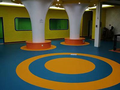 舞蹈室地板