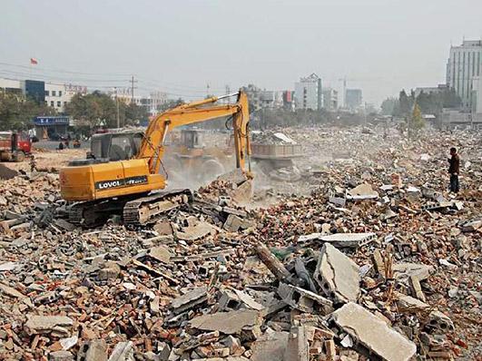 天津厂房拆除