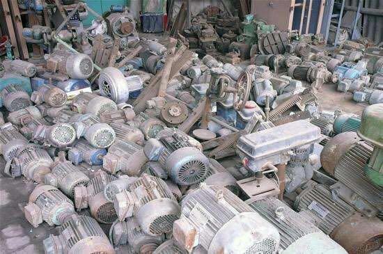 天津废电机回收厂