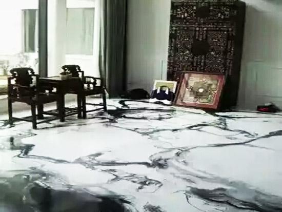 郑州复古艺术地坪