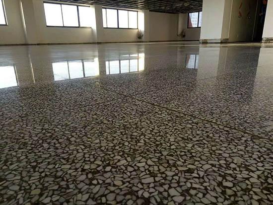 密封固化剂地坪