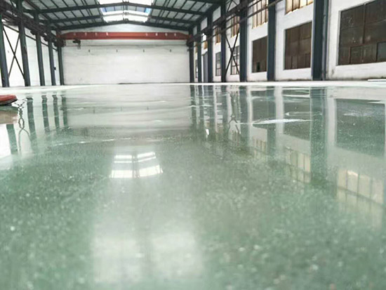 混凝土密封固化地坪