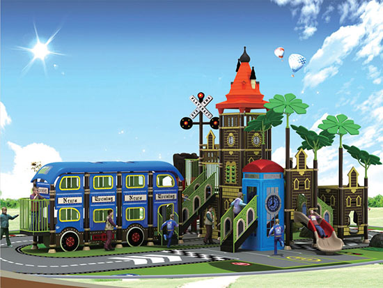 幼儿园大型玩具