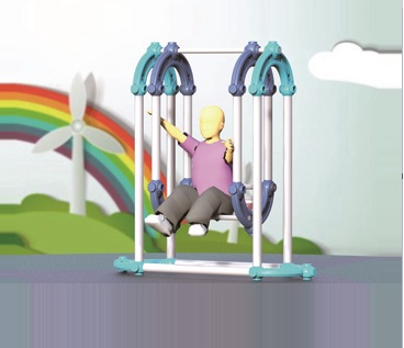 彩虹拓展玩具