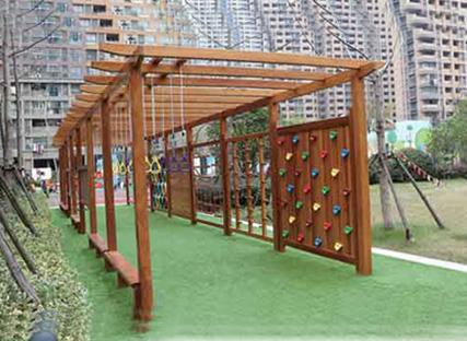 郑州户外木制运动系列