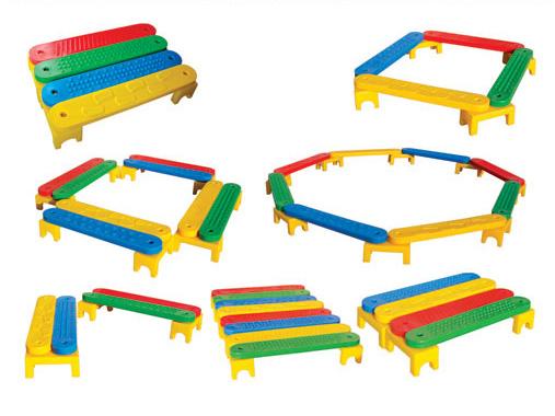 塑料獨木橋系列