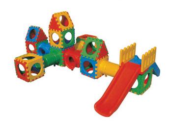 河南幼兒園滑梯系列