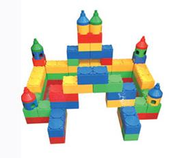 城堡大积木