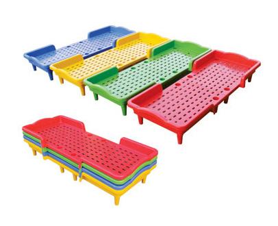 幼儿塑料床