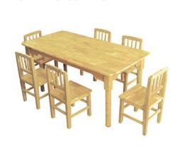 郑州幼儿园桌椅