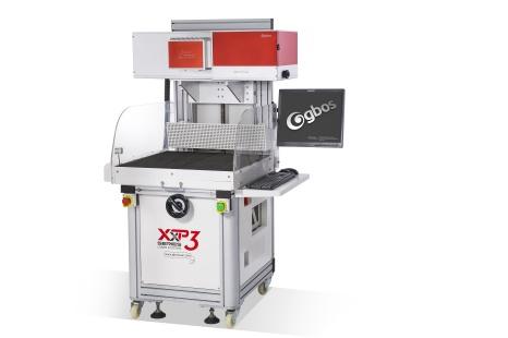 三维动态CO2激光打标机