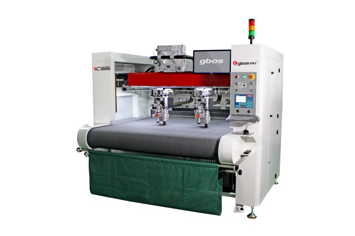 Vibration blade cutting machine