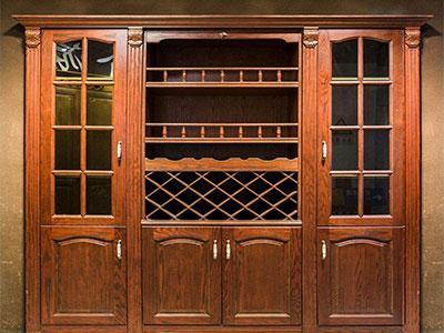 石家莊定製酒櫃