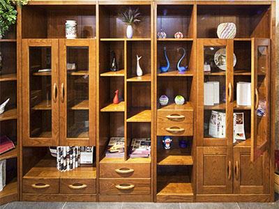 石家莊整體書櫃設計