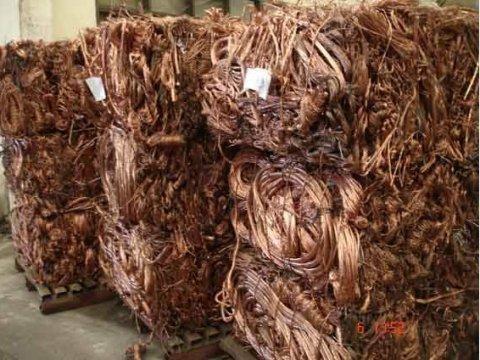高价废铜回收