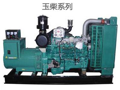天津河北发电机组