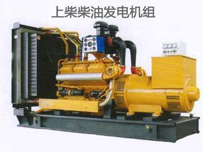 河北发电机