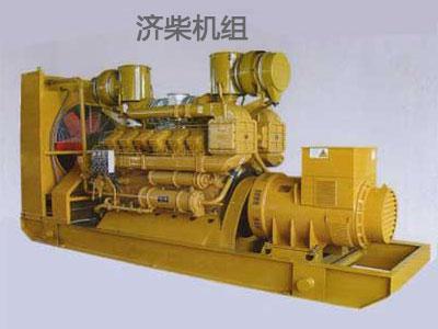 天津济柴发电机组