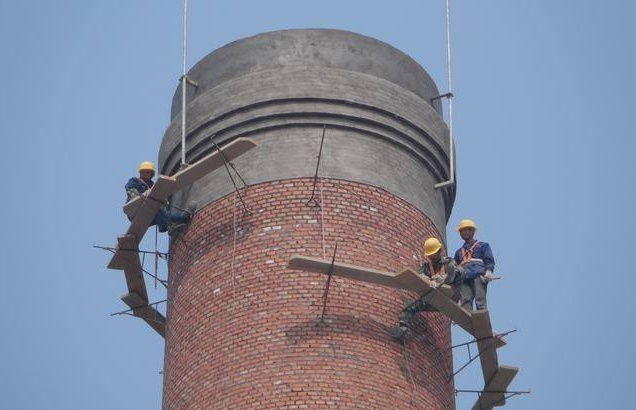 江苏砖烟囱安装
