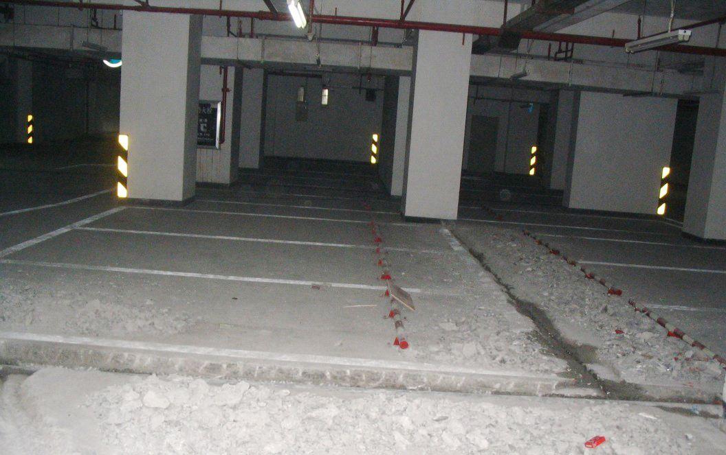 地下車庫堵漏