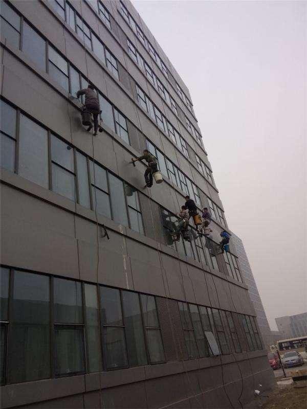 优质大厦外墙清洗