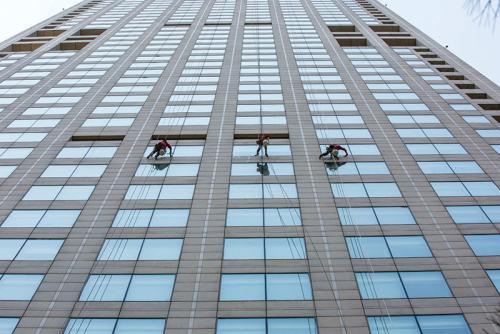 高樓大廈清洗