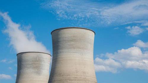 50吨冷却塔拆除