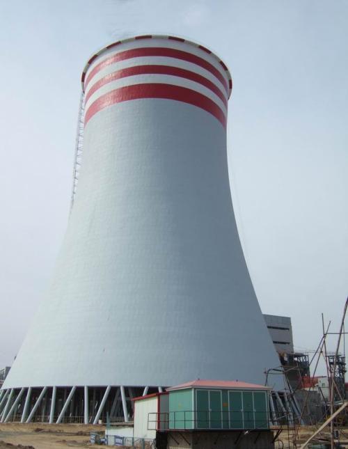 承接冷却塔拆除