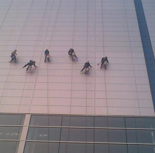 大廈外牆清洗承接