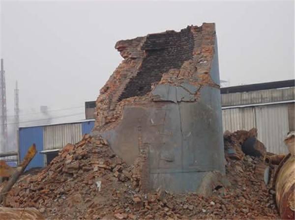磚煙囪拆除方法